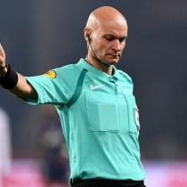 Tony Chapron PSG Nantes Árbitro expulsa a jugador Ligue 1 Diego Carlos