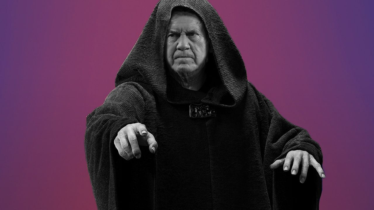 Bill Belichick Lord Sith Star Wars Patriots New England