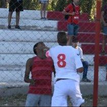 Violencia aficionados Argentina Independiente Neuquén Cipolletti Federal A