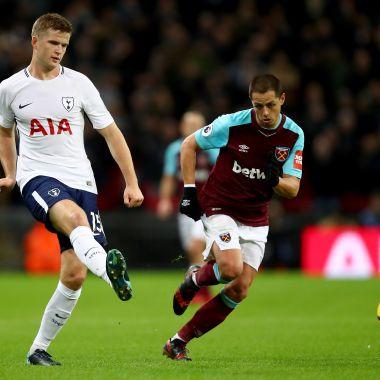 Chicharito Hernández André Villas-Boas Tottenham Zenit Fichaje