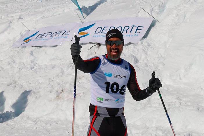 Germán Madrazo Pyeonchang Corea del Sur Juegos de Invierno