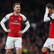 Aaron Ramsey, jugador, galés, Arsenal, anota, tres goles, redes enloquecen, maldición Ramsey, fallece, famoso, por cada gol