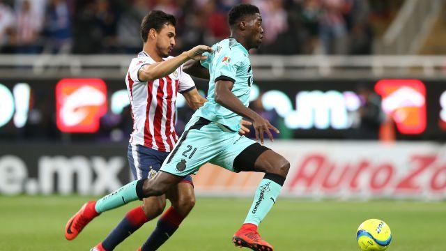 Djaniny Tavares Santos Laguna goles Clausura 2018 Lobos BUAP Chivas Cabo Verde