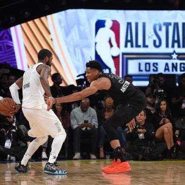 Equipo LeBron James triunfa en el All Start Game 2018