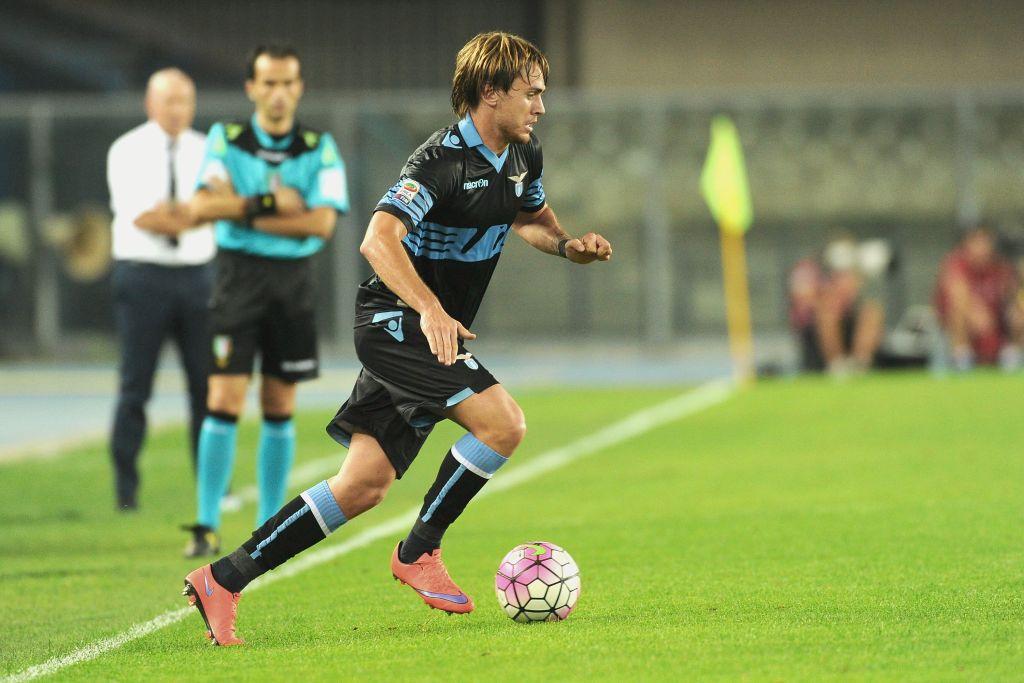 Jugador Lazio Cara Balonazo Patricio Gabarrón Video