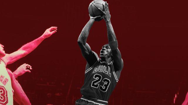 Michael Jordan Mejor jugador NBA historia ídolo