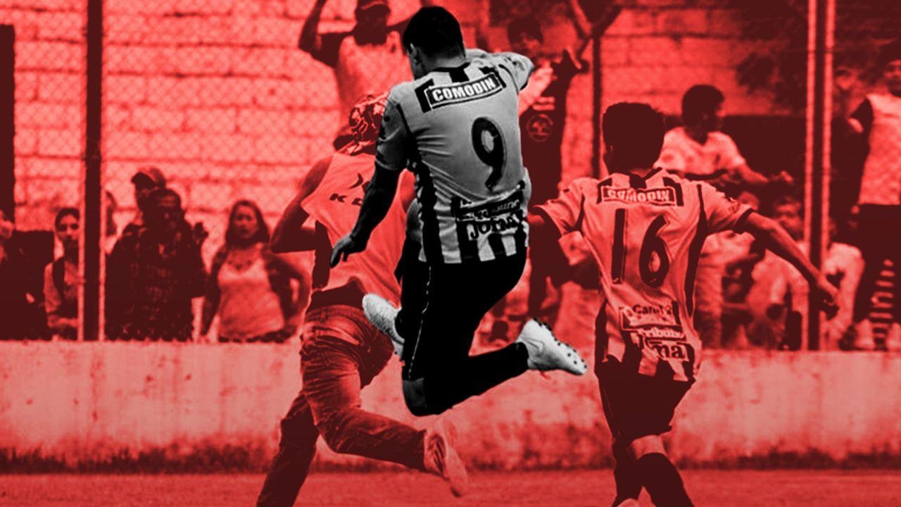 Ligas inferiores, Argentina, violentas, exóticas, Primera B, golpes, detenciones, amenazas de muerte, árbitros, perros
