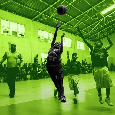 El basquetbol en Oaxaca es un fenómeno cultural