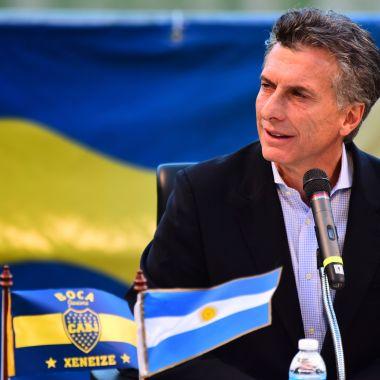Argentina, Insultos, Presidente, Suspender Mauricio Macri Boca Juniors