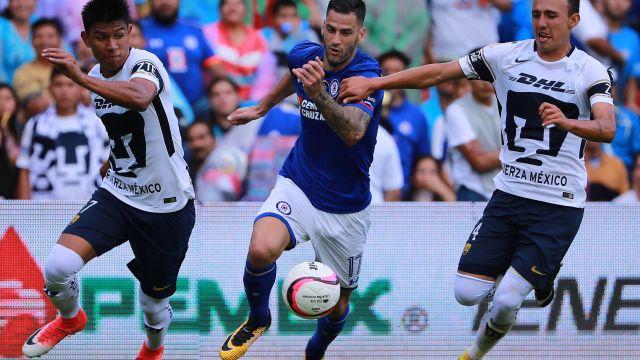 A qué hora juega, Dónde juega, Cruz Azul vs Pumas, Jornada 12
