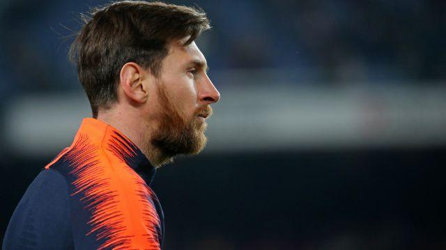 Lionel Messi, Aeropuerto Barcelona, Aerolínea Vueling, Restricicones ambientales, Mesi, Liga de España, Barcelona, Restricciones Ambientales, Castelldefels