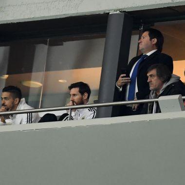 Un histórico argentino puso a Messi por debajo de Cristiano Ronaldo [VIDEO]