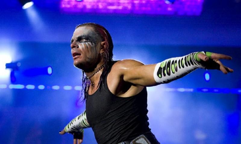 Jeff Hardy WWE Arrestado Conducir Alcohol Ebrio