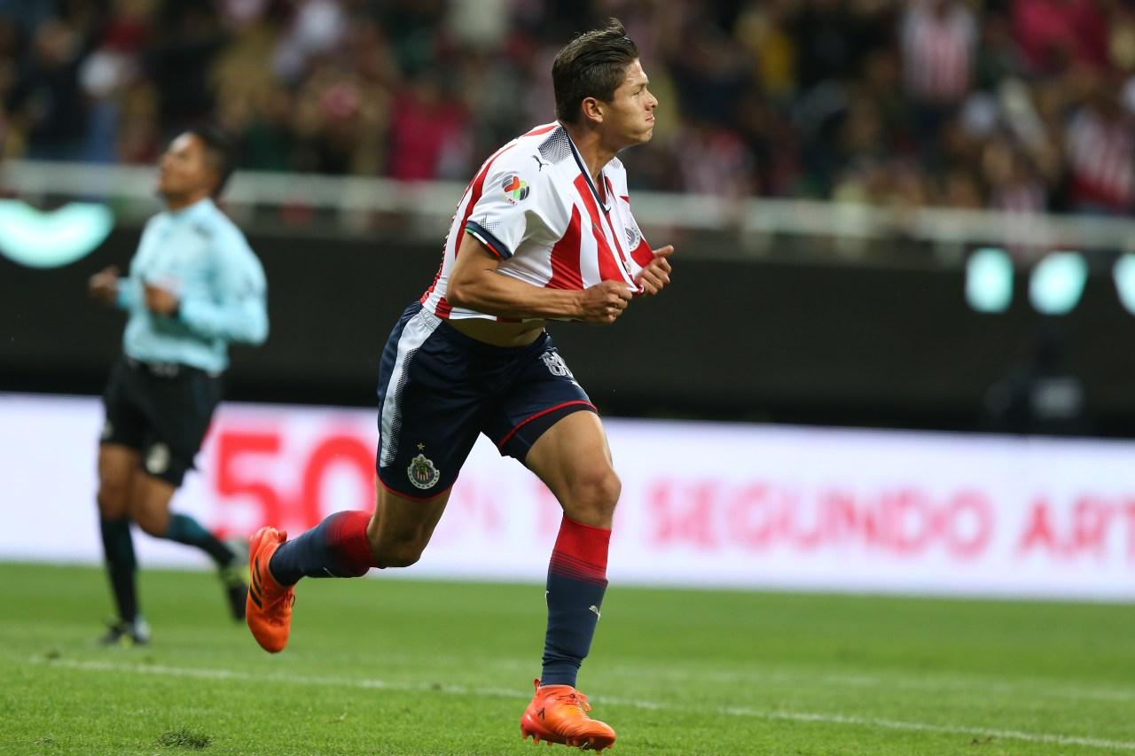 jesus godinez Chivas vs america clausura 2018