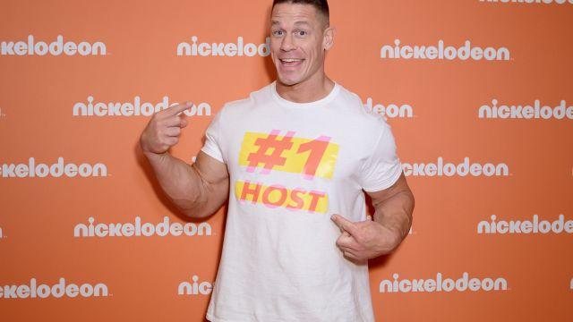 John Cena Nickelodeon Pistas De Blue WrestleMania TMNT 2