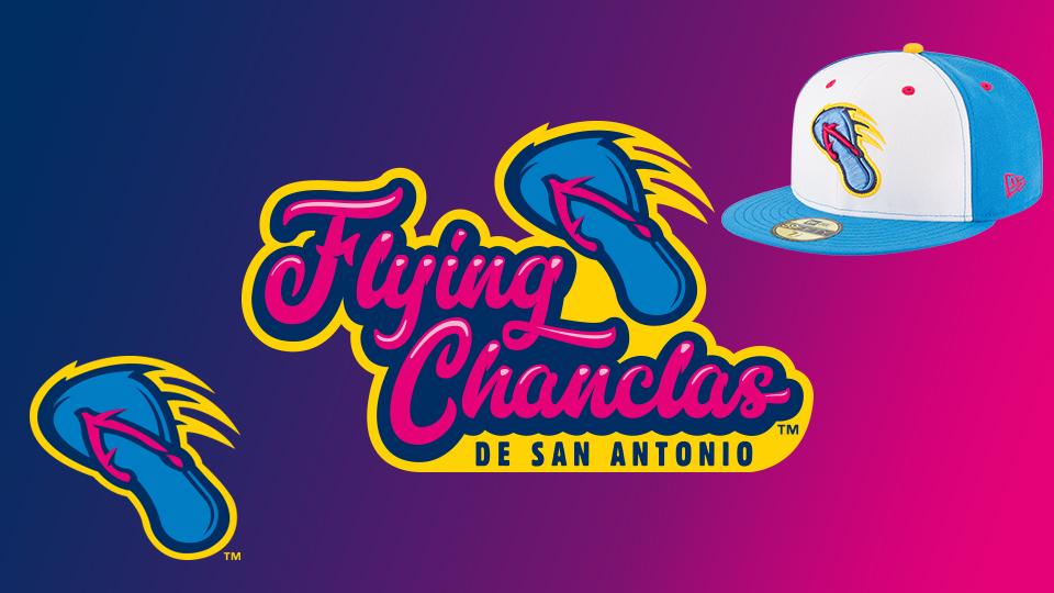 Ligas Menores San Antonio Flying Chanclas equipo MILB