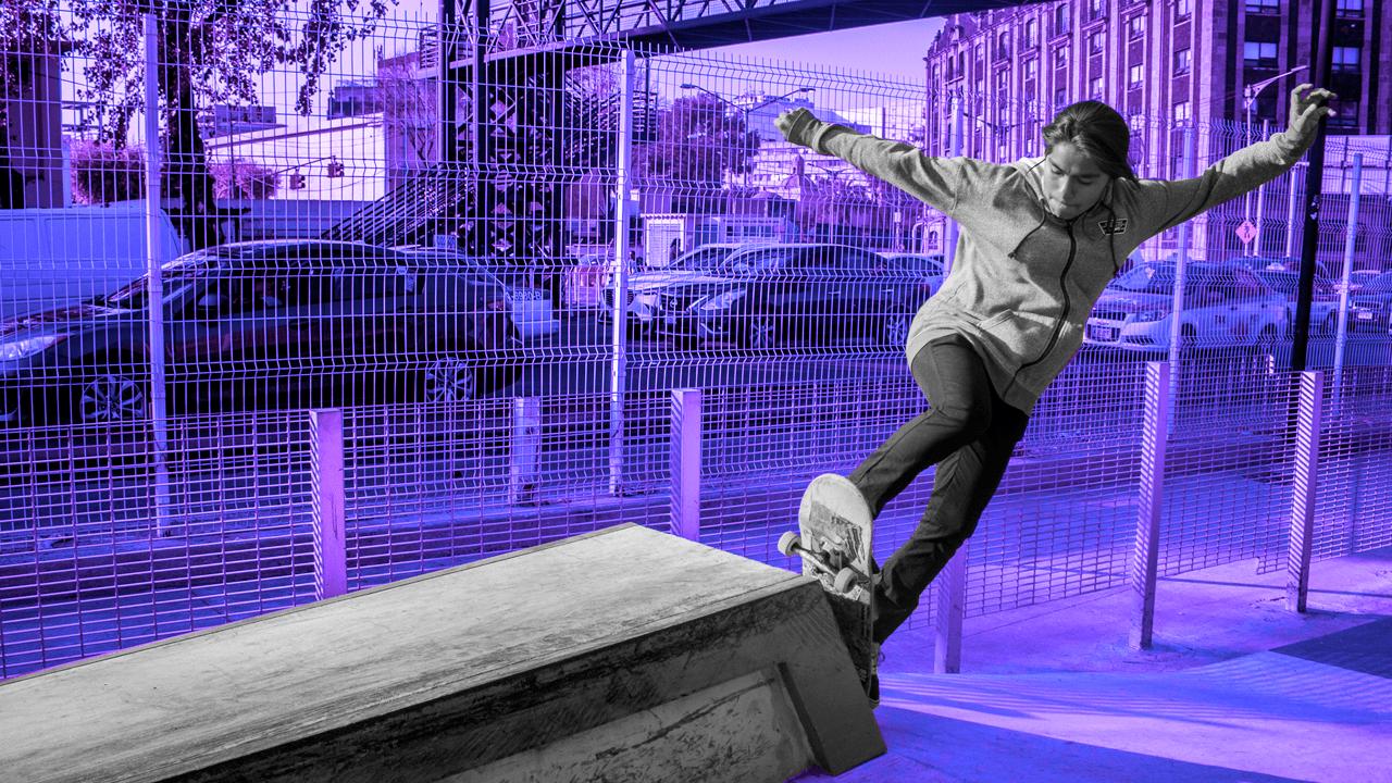Mujeres skate equidad deporte patinetas Mexico lucha