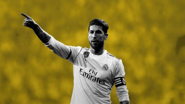 Sergio Ramos pasión entrega futbol orden éxito