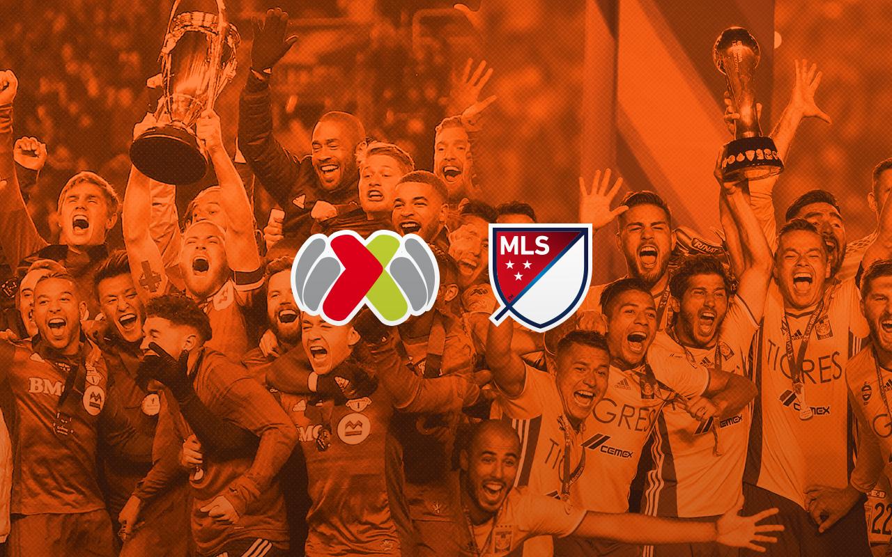 Super Bowl Liga MX MLS Molero Tigres Toronto Campeones Cup