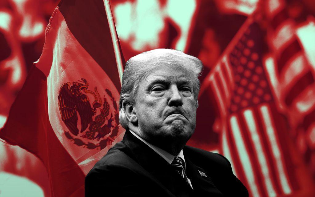 Trump México Mundial candidatura Estados Unidos 2026 OK