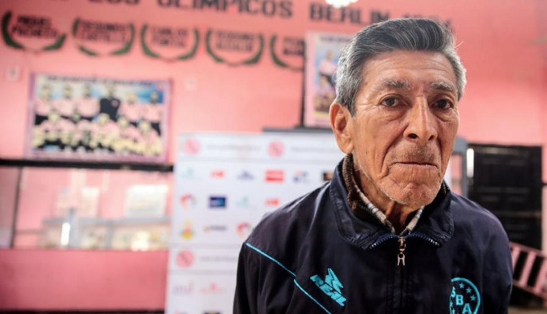 Ricardo Luna Sports Boy Peru