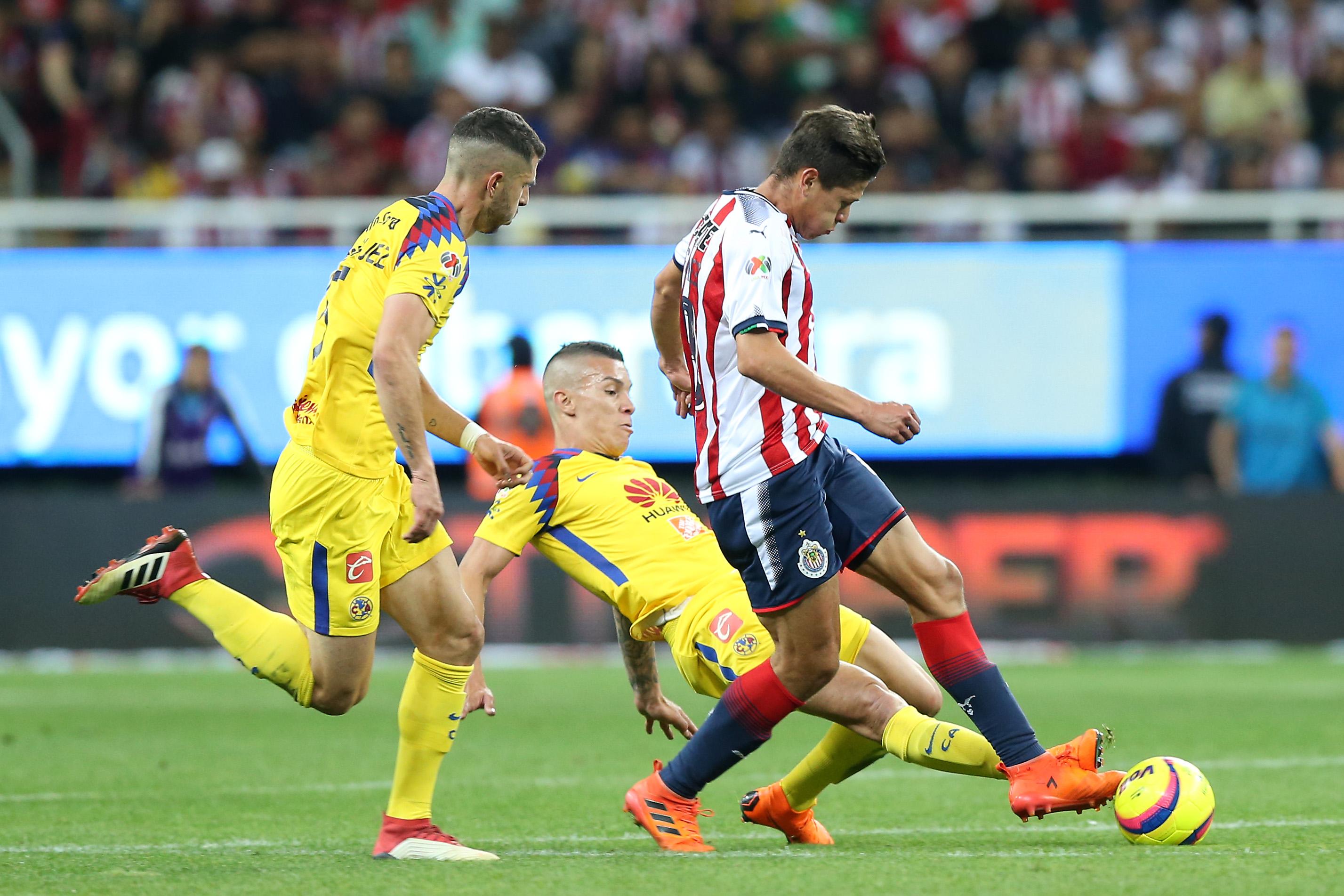 Chivas América Concachampions Mundial de Clubes