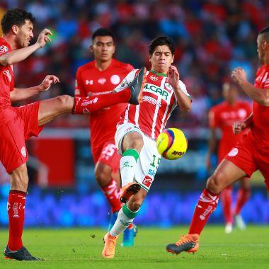 Estadio Victoria, Santiago García, Copa MX, Necaxa, Campeón, Toluca, Final, Autogol, México