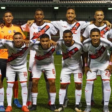 Jugadores Detenidos Secuestro Panamá San Miguelito Damaso Primera