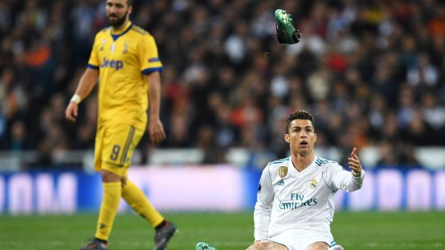 Real Madrid Juventus Liga de Campeones UEFA Ronaldo Champions