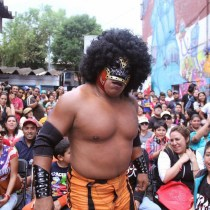 Alcoholismo Lucha Libre Mr Niebla Rival adicciones CMLL AAA Problemas