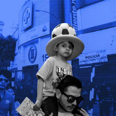 Cruz Azul dice adiós al estadio Azul