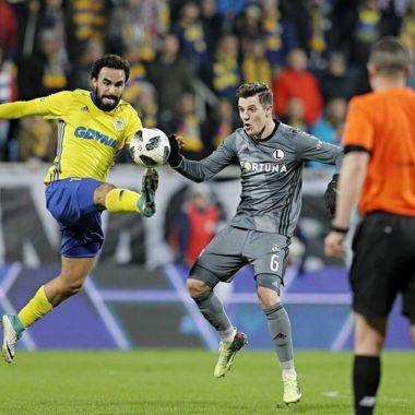 Futbol de Polonia, Enrique Esqueda, Copa Polonia, Arka Gdynia, Europa, Paleta, Jugará, Final, Gol