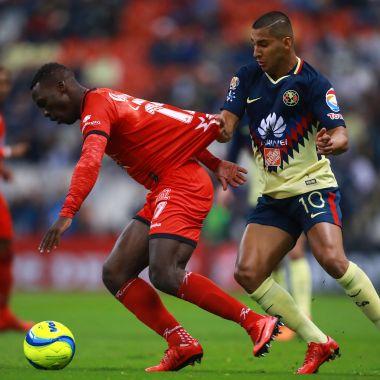 Enrique Bonilla Liga MX 17 Equipos Lobos BUAP