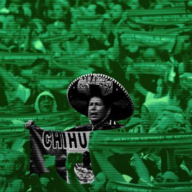 Los aficionados mexicanos en un Mundial solo significan una cosa: caos