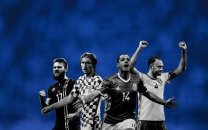 Selecciones Mundial de Rusia 2018 más jugadores en el extranjero