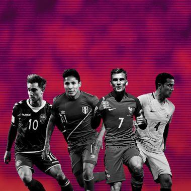 Peru Rusia 2018 Grupo C Francia Australia Dinamarca