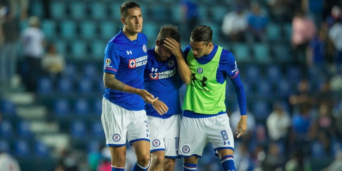 Cruz Azul Lista Transferibles Apertura 2018