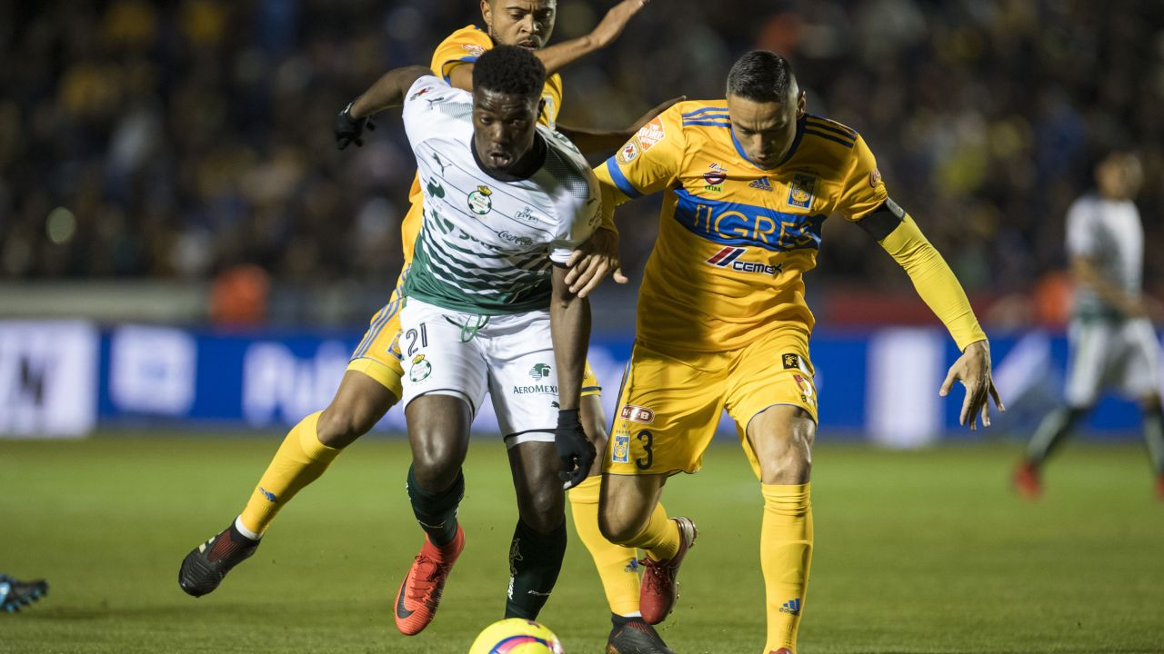 Tigres Santos Clausura 2018 Cuartos de Final Liga MX