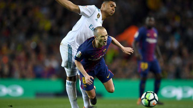 Liga de España, Luis Suárez, Lionel Messi, Cristiano Ronaldo, Real Madrid, Clásico Español, Barcelona, Empatan, Goles