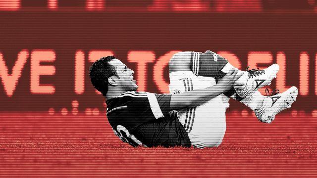 Radamel Falcao, Santiago Cañizares, Roberto Baggio, Luis Montes, Michael Ballack, Romario, Futbolistas, Perdieron, Mundial, Lesion
