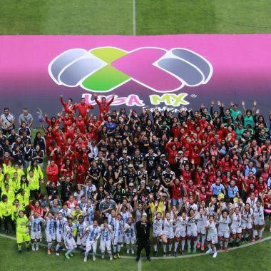 Liga MX Femenil Puebla Lobos BUAP Apertura 2018 Equipos Nuevos