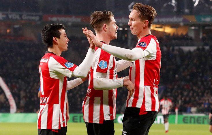 Luuke de Jong América Refuerzo Europa PSV Eindhoven