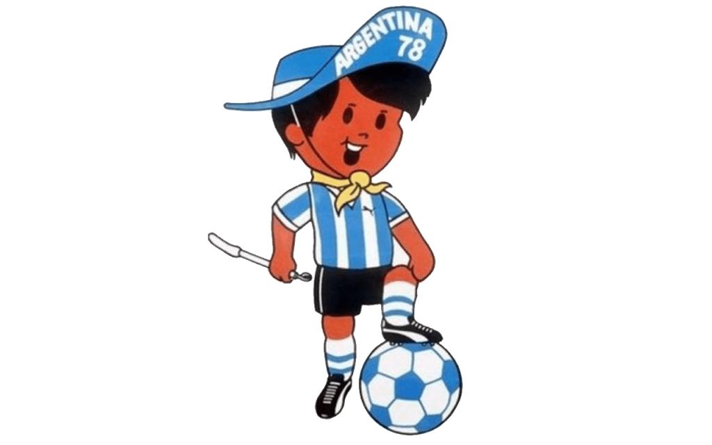 Mascotas Mundial Mejores Historia Gauchito Agentina 1978