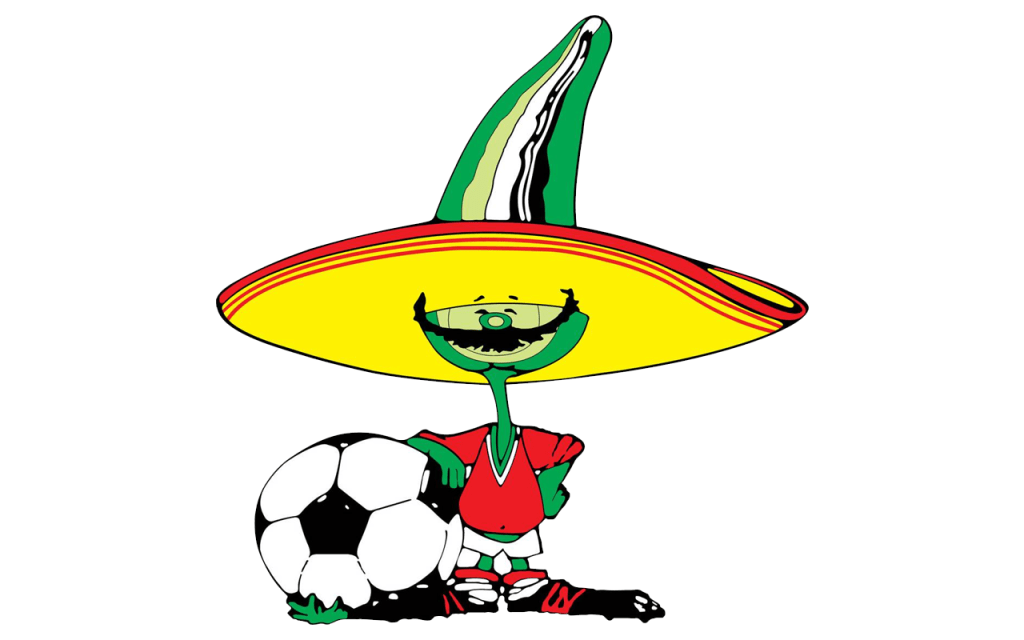 Mascotas Mundial Mejores Historia Pique Mexico 1986
