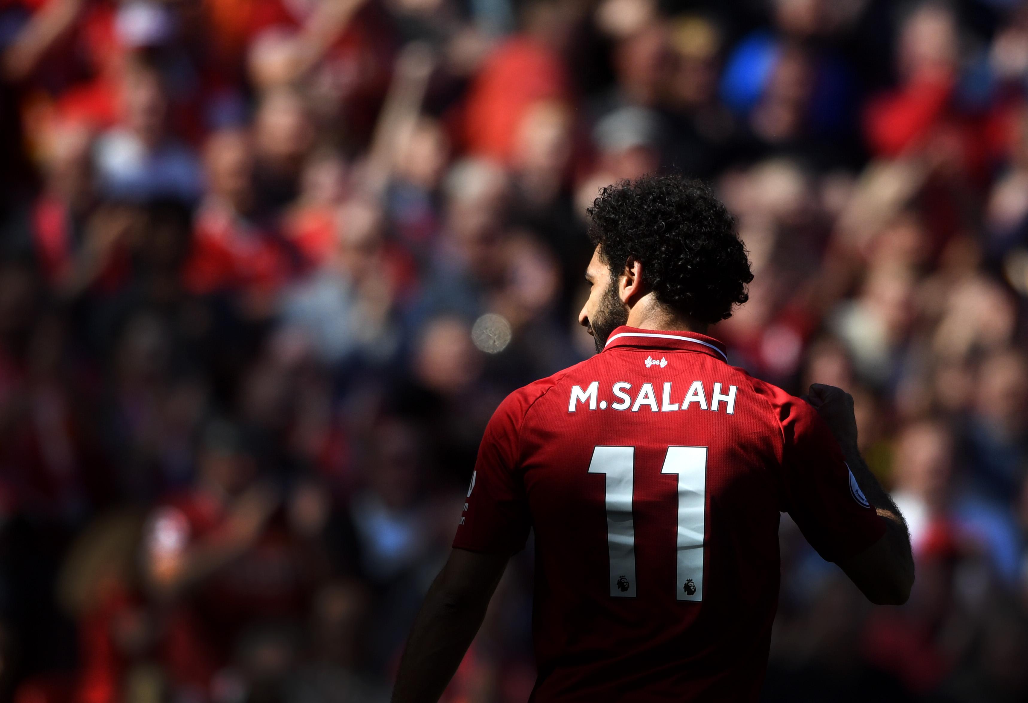 Mohamed Salah Final Champions League Tragedia Port Said
