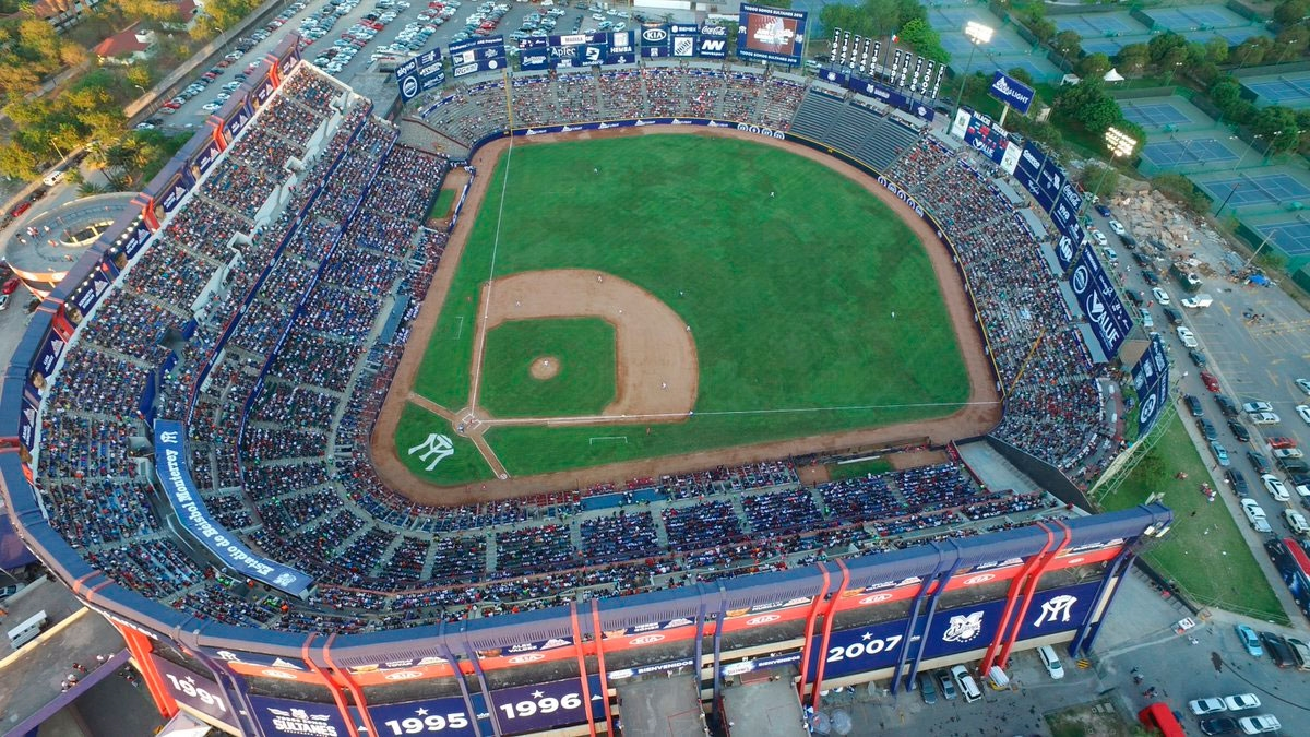 Palacio Sultan Dodgers Tigres