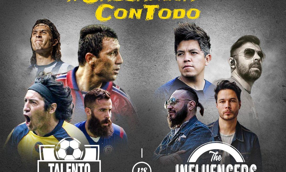 Televisa Deportes Talento Infuencers Partido TDN
