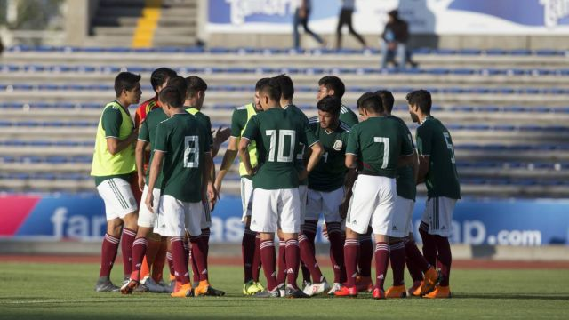 México Pierde Final Torneo Esperenzas Toulon Inglaterra