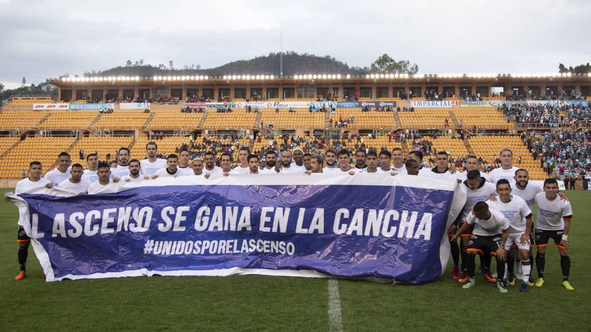 Ascenso MX Equipos Ascender Liga MX