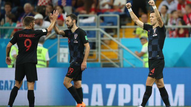 Croacia Sueño Islandia Elimina Mundial Rusia 2018